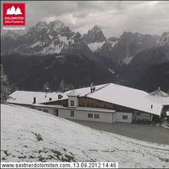 Monte Elmo webcam