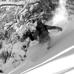 Steep and deep at Mad River Glen. Photo Courtesy of Mad River Glen.