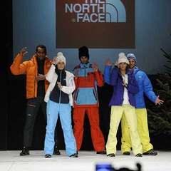 Tendances wear 2013 /  Collection The North Face (photo Pascal Lebeau)
