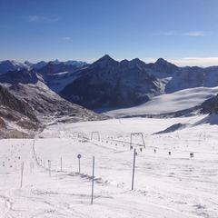 Pitztaler Gletscher Piste - ©Armin Jeitner, tirolgletscher.com