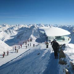 Wildspitzbahn Pitztaler Gletscher - ©Pitztaler Gletscher