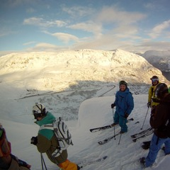 Skifahren in Norwegen - ©Bård's profilbilder