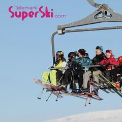 Telemark Super Ski