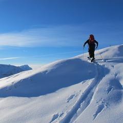 Skifahren rund um den Romdalfjord - ©Romsdal Lodge