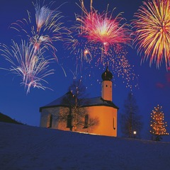 New Year's Eve in Achenkirch