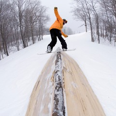 Mount Snow and their Carinthia Terrain Parks were chosen as the Best Park & Pipe in the Northeast in 2012. - ©Mount Snow