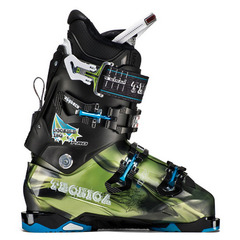 Ski Boot 101: New Ski Boot Technology for 2013 - ©Tecnica