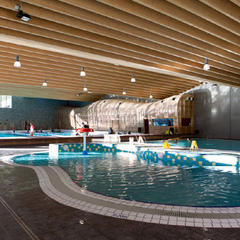 Nouvel espace aquatique de Morzine