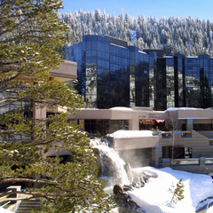Top Lodging: Resort at Squaw Creek, Squaw Valley