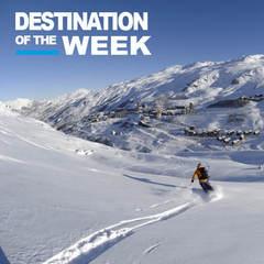 Skifahren im schönsten Powder in Les Menuires - ©Les Menuires