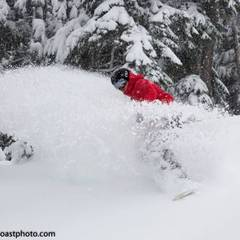 Powder at Whistler Blackcomb. Photo by Mitch Winton/Coastphoto.com. Courtesy of Whistler Blackcomb.