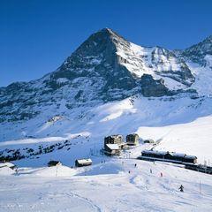 La station de Grindelwald