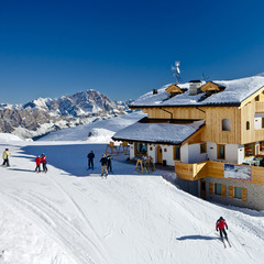 Rifugio Averau, Cortina