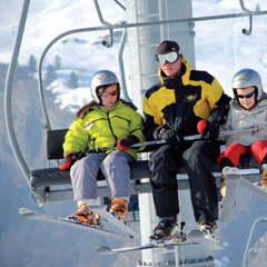 Lake Annecy Ski Resorts - ©Lake Annecy Ski Resorts