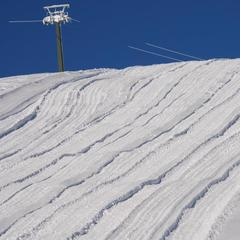 Plenty of snow on the slopes in Artesina-Mondolè Ski. Dec. 2, 2012