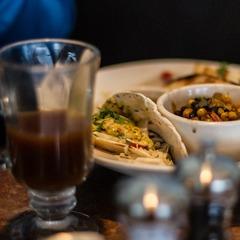Vistaco's: een gezonde en smakelijke maaltijd - ©Liam Doran