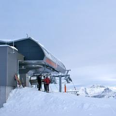 Skigebiet Golm / Vorarlberg - ©Gernot Schweigkofler