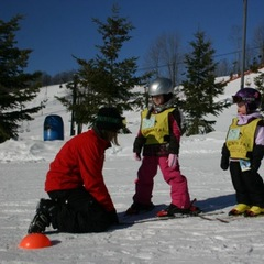 The Adventure Cubs at Crystal Mountain, MI.