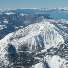 Mount Rose Aerial