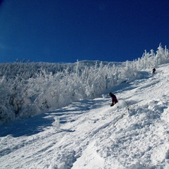 Another sign of the good start to the winter, the famous Slides at Whiteface opened on Monday January 7.