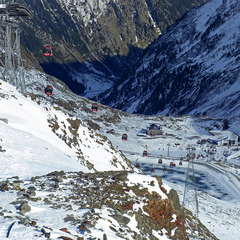 Stubaier Gletscher