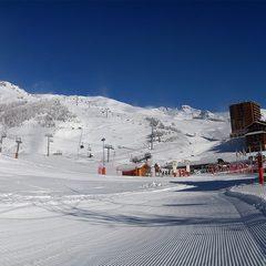 Point neige dans les Alpes du Sud (17/01/2013)