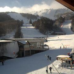 Point neige dans le Massif Central (17/01/2013)