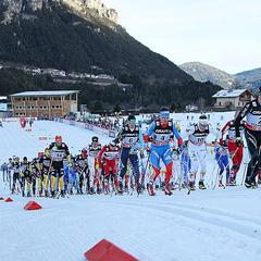 Fiemme 2013 - Come arrivare