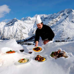 Culinair genot in Frankrijk: eten op hoog niveau, letterlijk en figuurlijk - ©adamelloski.com