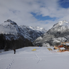Bardonecchia, Piemonte - Fresh snow Jan 2013