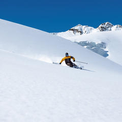 Freeride Hot Spots Austria - Pitztal Glacier