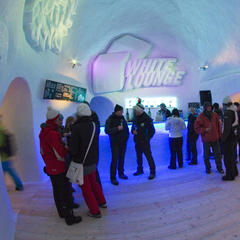 White Lounge Bar, Mayrhofen