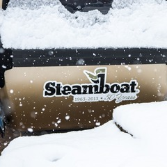 Happy 50th Steamboat!
