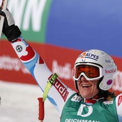 Championne du monde !!! / Descente dames, Schladming 2013 - ©Alexis Boichard, Agence Zoom