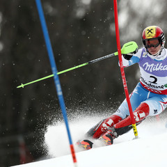 Marcel Hirscher roi de la discipline / Slalom Schladming 2013 - ©Alexis Boichard / Agence Zoom
