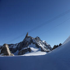 Shot of Courmayeur from last year's Click on the Mountain event