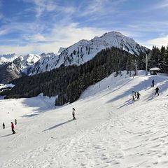 Abondance ski area