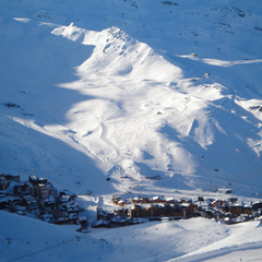 Skiing Trois Valleys (FRA)