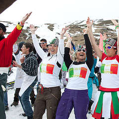 Livigno's annual Free Heel Fest