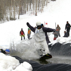 Pond Skim