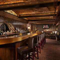 The Cave -- a prohibition-era speakeasy turned nightclub. Photo Courtesy of the Omni Mount Washington Resort.