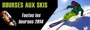 Les bourses aux skis 2014