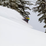 Storm Gallery: West Coast Slopes Filled in With Snow, Happy Skiers - © Kirkwood