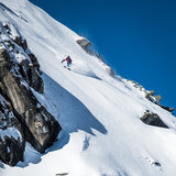Finále Freeride World Tour ve Verbier - © David Carlier | Freeride World Tour