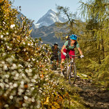 Mountainbiker in Kaprun - ©Salzburger Land Tourismus