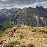 Die Freireiter: Alpencross reverse - © Vaude | Franz Faltermaier