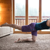 Skigymnastik und Fitnessübungen - ©Erika Spengler