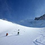 Freeriden in Zermatt - © Skiinfo.de/Sebastian Lindemeyer
