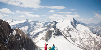 Najväčšie lyžiarske strediská v Rakúsku: 10 – Zell am See | Kaprun ©Gletscherbahnen Kaprun AG