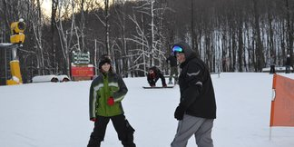 Learn to Ski and Snowboard Deals from Mid-Atlantic Resorts ©Whitetail Resort